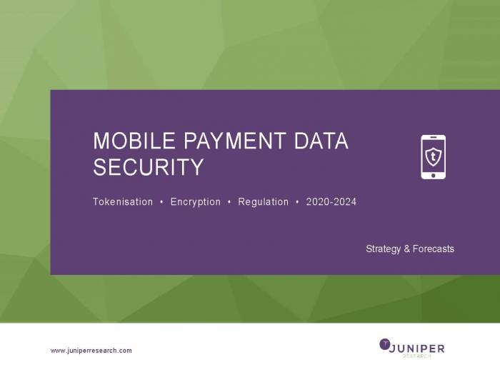 Mobile Payment Data Security | FinTech Alliance