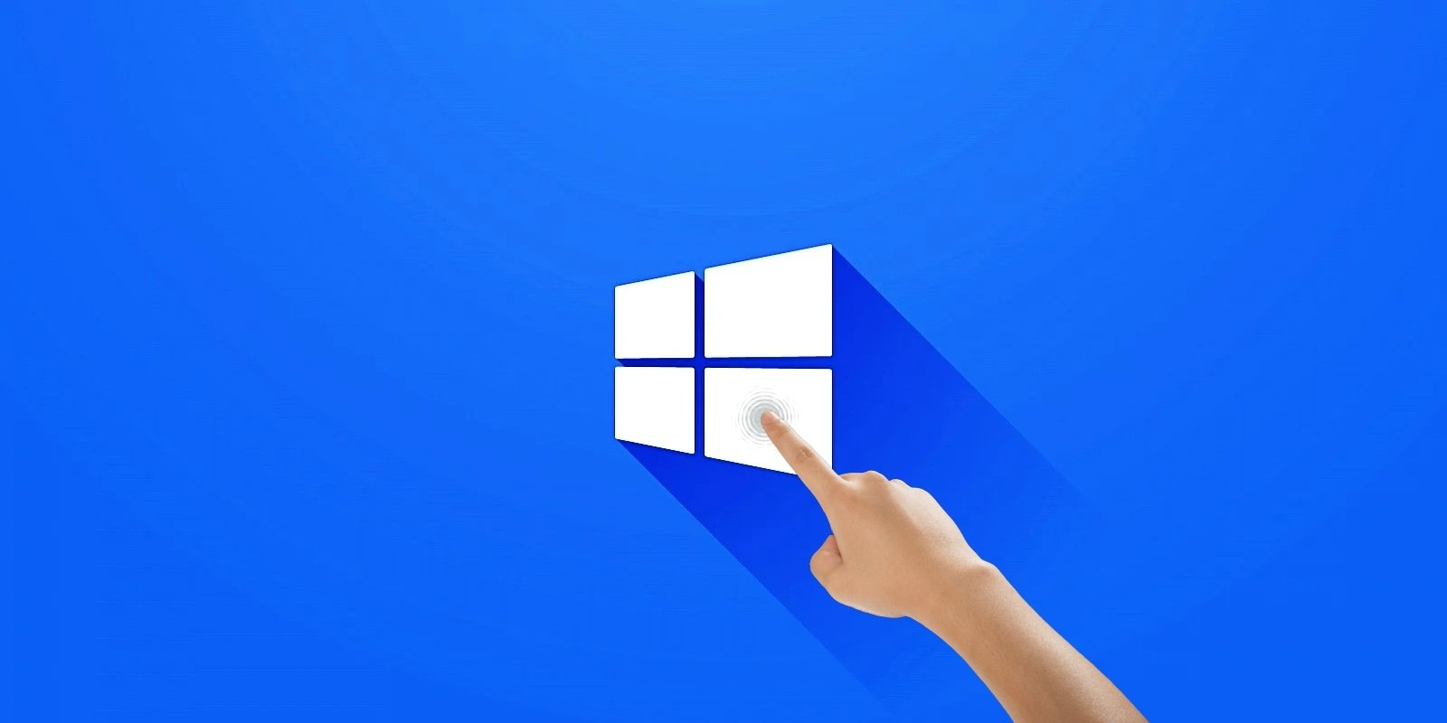 Windows Finger